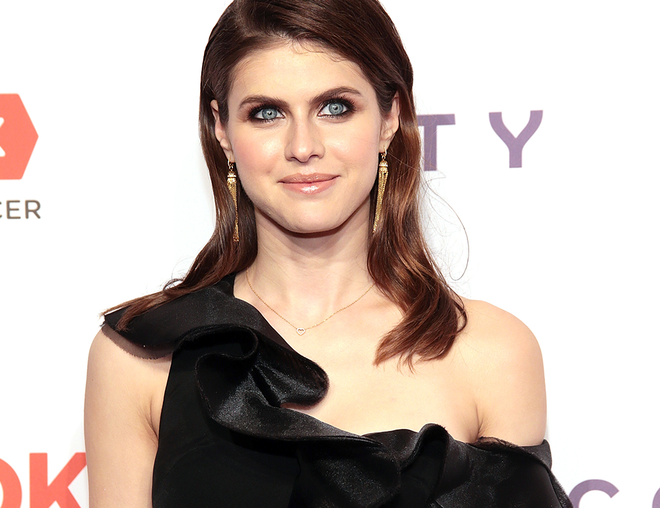 Alexandra Daddario Beauty Secrets Adult Acne Skin Care