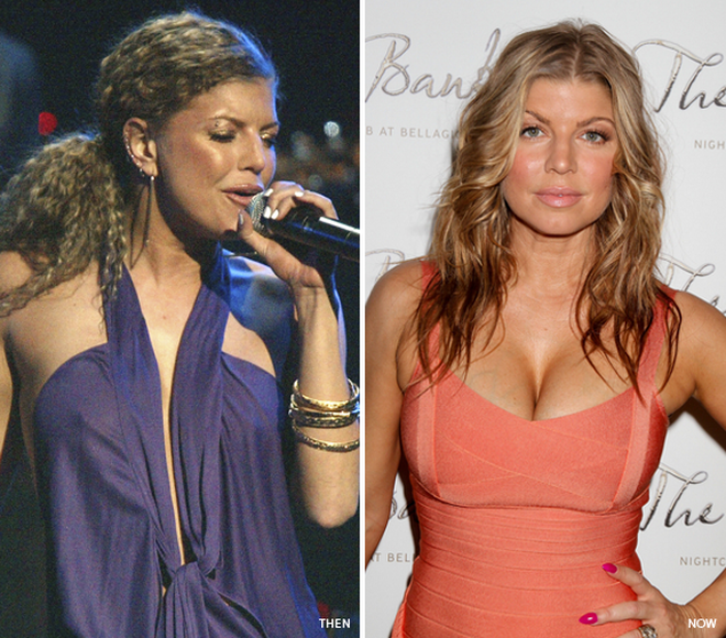 Celebrity Breasts: Fake Or Fashion-Taped?