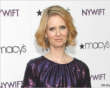 Actress Cynthia Nixon Opens Up About Her Battle With Rosacea