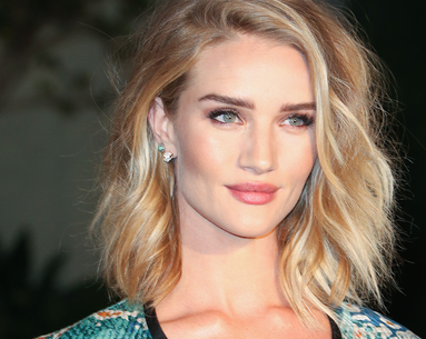 Rosie Huntington-Whiteley Spills Her Secrets for Radiant Skin