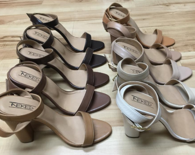 This Shoe Designer Just Launched a Line That Matches MAC Foundations