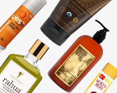 The Best All-Natural Hair Care