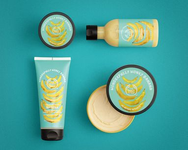 "This ""Bad"" Banana Butter Is Summer's Most Perfect Body Product"