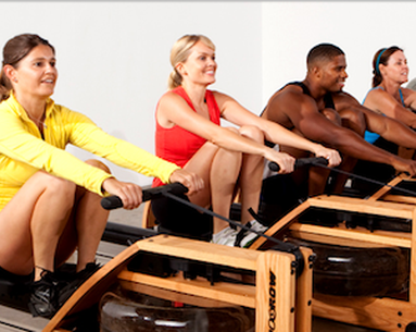 Hot Workout Alert: Row Your Way To Fit