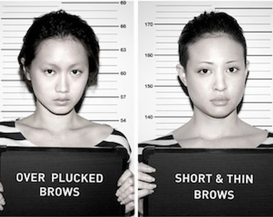 Don't Fall Victim To Bad Brows
