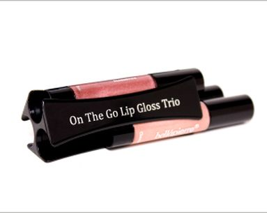 Three Lip Glosses Are Better Than One