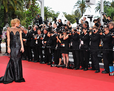 "Oh La La ""Spa Des Stars"" At Cannes"