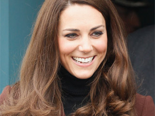 The Secret to Kate Middleton's Hair - NewBeauty