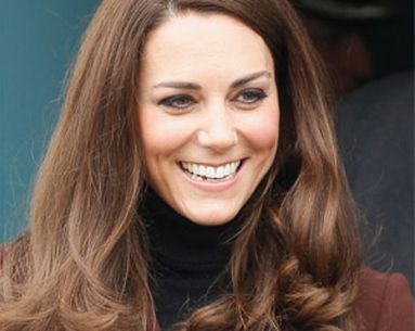 The Secret To Kate Middleton's Hair
