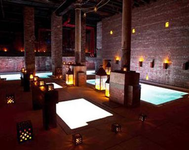 A Roman Bath Revival With New York'S Latest Spa: Aire Ancient Baths