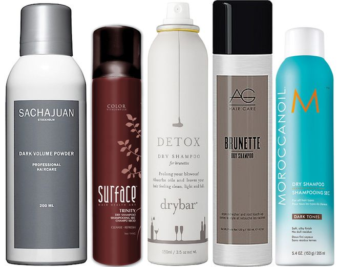 The 6 Best Dry Shampoos For Brunettes Hair Color Hair The Beauty