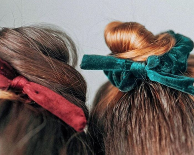 The Scrunchie Is Officially Back...But It Has a Different Name Now