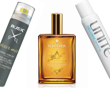 Trending in Beauty: 4 Glossing Sprays for Any Hair Texture