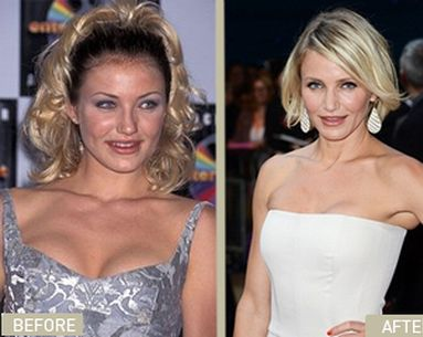 Cameron Diaz's Major Makeover