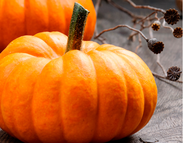 Get Pretty With Pumpkin This Fall
