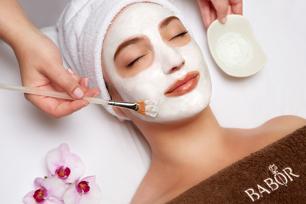 spa After breakout facial