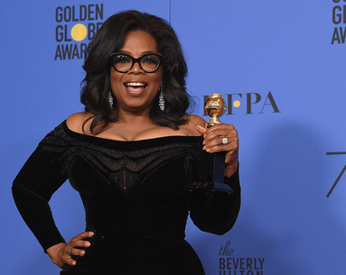 This Is What Oprah Eats in a Day (It Helped Her Lose 40 Pounds)