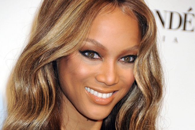 tyra banks admits to getting a nose job celebrity dailybeauty