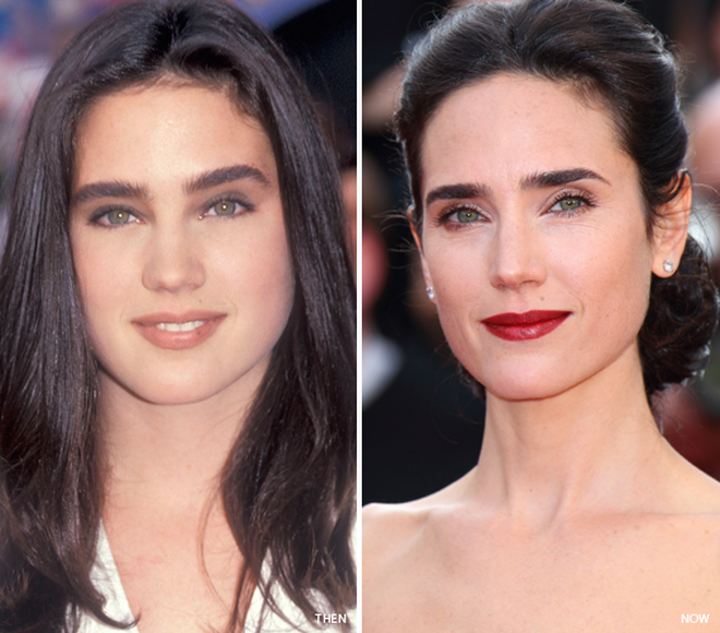 How To Get Perfect Celebrity Eyebrows Sparse Eyebrows Face The