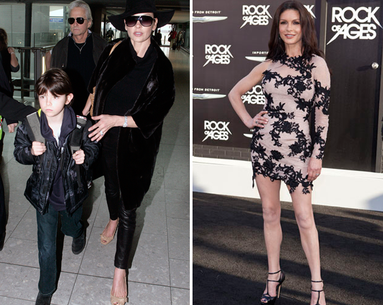 How Celebrity Moms Stay Hot