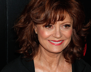 L'Oréal's Newest Face Susan Sarandon, 69, Looks Forward to Getting Older