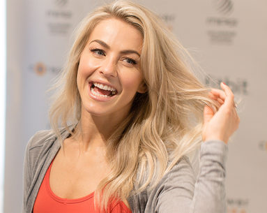 The Workout That Made Julianne Hough's Body Even Better Than Before
