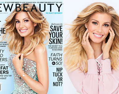 14 Style and Beauty Secrets You Didn't Know About Faith Hill
