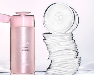 Glossier's New Exfoliator Delivers Serious Results According to These Before-and-Afters