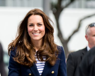 This Brush Could Be The Secret to Kate Middleton's Signature Hair