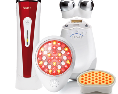 5 Anti-Aging Light Devices You Can Use At Home