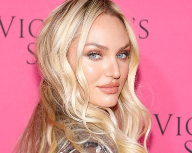 Victoria's Secret Model Candice Swanepoel Celebrates What a Postpartum Body Actually Looks Like