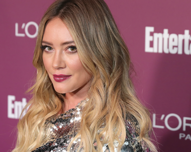 Hilary Duff Uses This Concealer to Cover Dark Circles Without Any Creasing