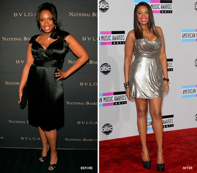 Jennifer Hudson weight loss pills