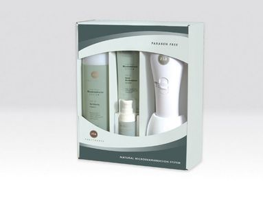 Skin-Safe Microdermabrasion