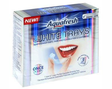 Comfortable, Quick Whitening