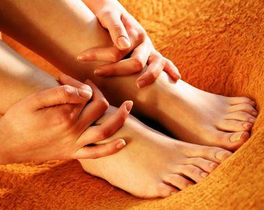 Botox To Beat Sweaty Feet