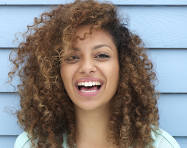 A Perfectly Asymmetrical Smile