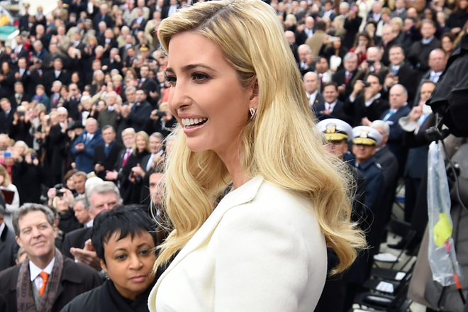 Ivanka Trump's Colorist Reveals Exactly How to Get Her Gorgeous Blond Hair