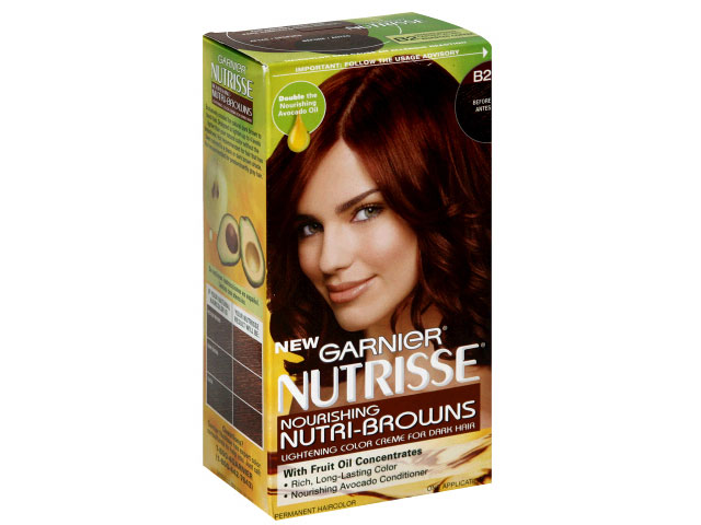 2019 year for girls- Hair Auburn dye box