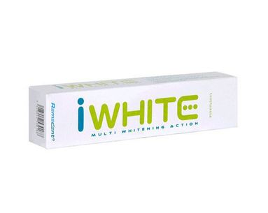 A Whitening Toothpaste With Complete Oral Care