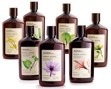 Minerals Meet Botanicals In Brilliant Body Washes