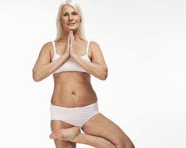 Yoga Benefits Breast Cancer And Menopause Patients