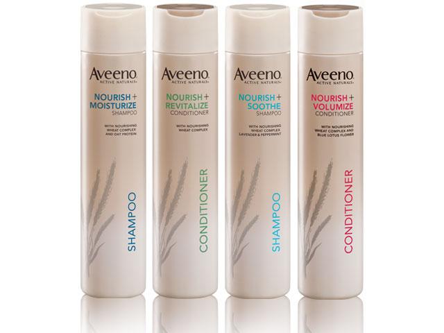 Aveeno's Nourishing New Hair-Care Venture