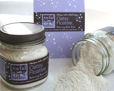 Stimulating Salts For A Better Bath