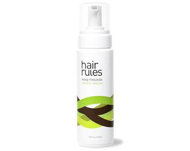 Modern Mousse For Wonderful Waves