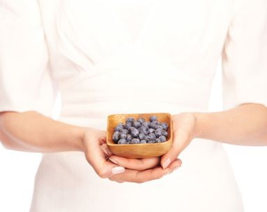 Can Blueberries Whittle Your Waist?