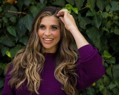 6 Things Danielle Fishel Wants You to Know About Having a Good Hair Day