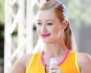 Why Iggy Azalea Just Thanked Her Plastic Surgeon on Social Media