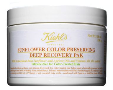 Sunflower Power For Color-Treated Hair