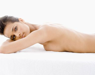 "A Spa Treatment That Redefines ""Shrink Wrap"""